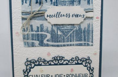 """""""Reflected in nature"""" chez stampin'up!"""