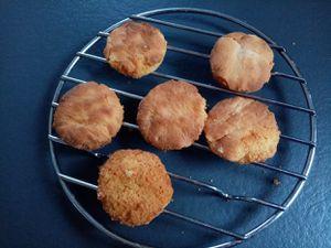 Sablé breton de Cyril Lignac dans tous en cuisine