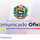 Le Venezuela rejette les déclarations du directeur de la CIA et dénonce à la communauté internationale les agressions systématiques des États-Unis - Solidarité Internationale PCF