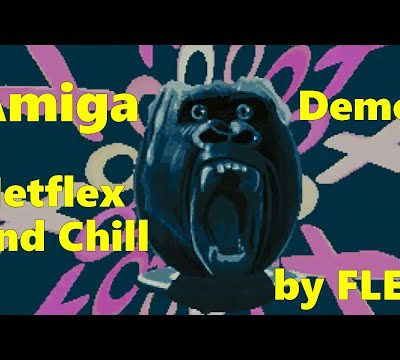 Amiga Demo - Netflex Und Chill by FLEX (Revision 2020)