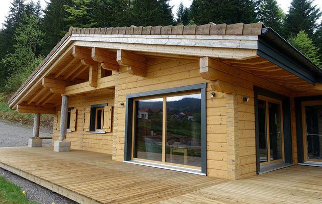 Les avantages d'une construction en bois