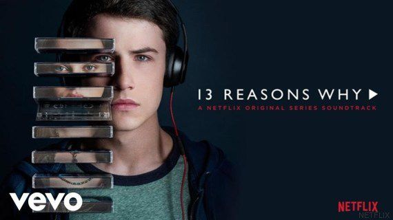13 REASONS WHY , la série qui m'a rendue dingue !