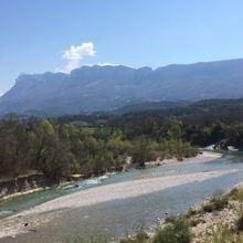 Val de Drôme ... dans le cercle.