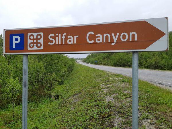 Silfar Canyon