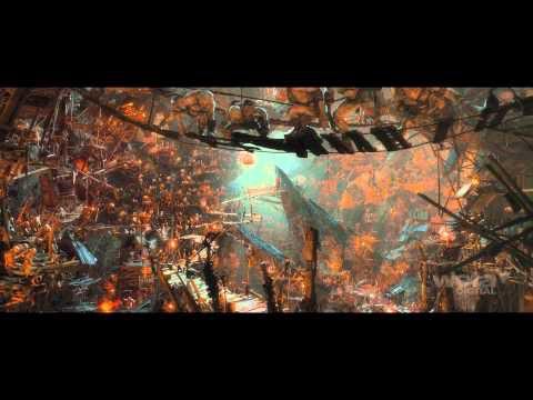 Un ptit aperçu des effets spéciaux du film THE...