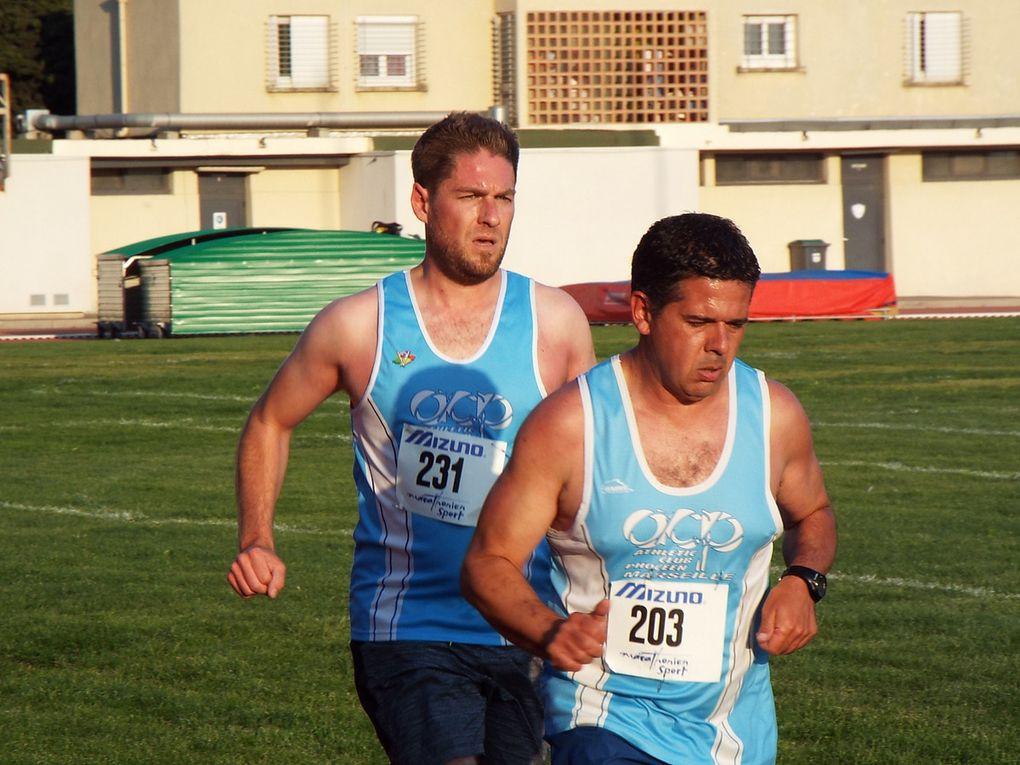 Deuxième série du 3000 m - St Joseph