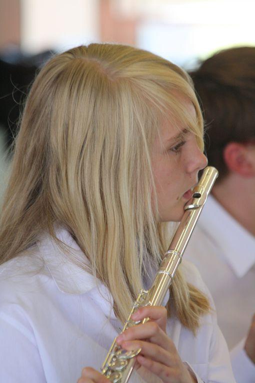 Album - Concert de la Classe d'Orchestre à la MAS 2012