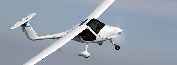La Fédération Française Aéronautique présente l'avion électrique au Salon du Bourget 2019