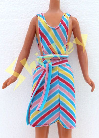 """FASHION COLLECTIBLES"" FOR SKIPPER DOLL 1979 MATTEL #1386"