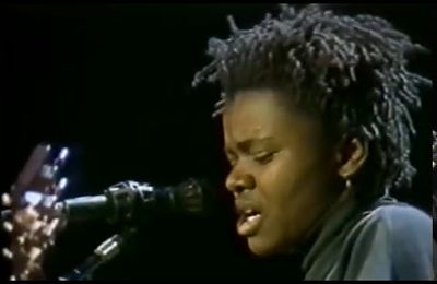 "Tracy Chapman, ""Fast car"""