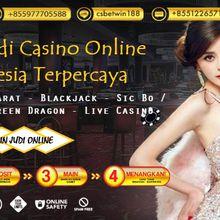 Agen Judi Casino Online Indonesia Terpercaya