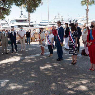 L'AMMAC  Bandol a participé à la cérémonie commémorative en hommage aux morts pour la France en Indochine.