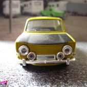 FASCICULE N°62 SIMCA 1000 RALLYE 2 1973 SOLIDO 1/43 - RALLYE II - car-collector