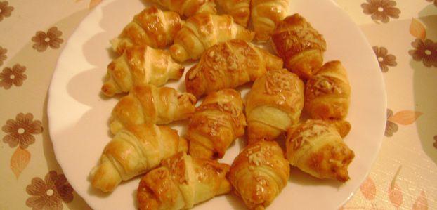 Mini croissants