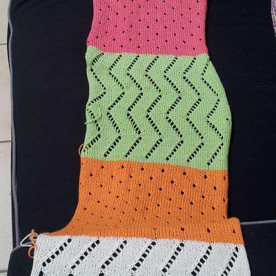 retour du tricot