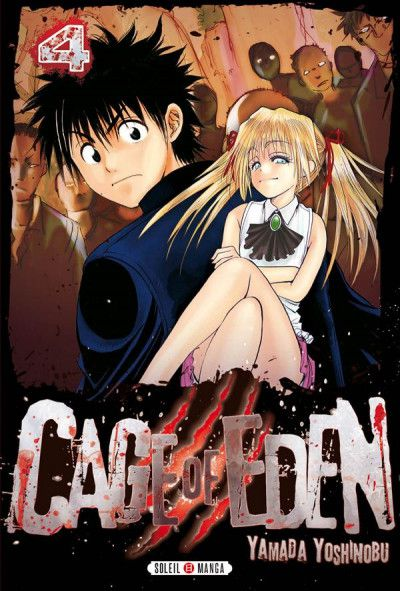 Cage of Eden Tome 4
