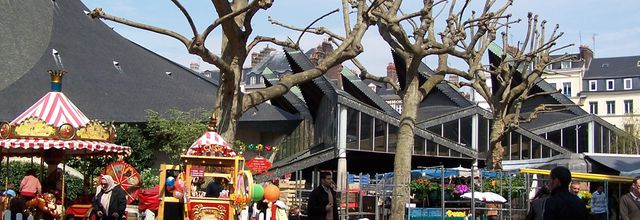 NORMANDIE - Rouen, pays de Bray, de Caux .... - Avril 2009