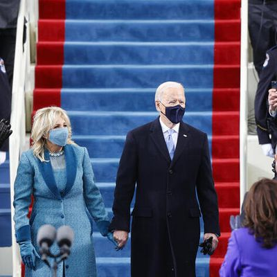 Reuters - Biden sworn in as U.S. president, takes helm of deeply divided nation