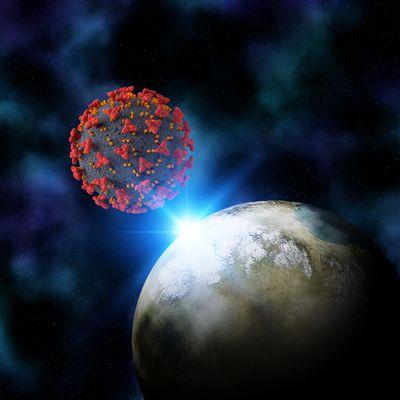 Ce virus intelligent que la planète à crée pour lutter contre l'homme! Par Judith Fricot médium