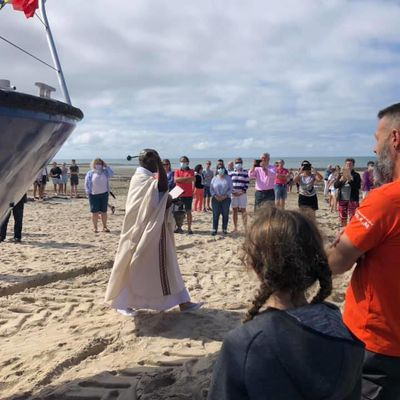 BENEDICTION DE L'ASSOMPTION, TRADITION MARITIME
