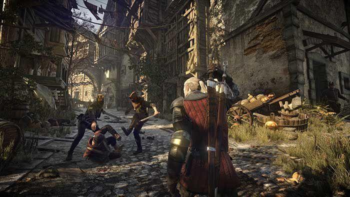 Jeux video: The Witcher 3 repoussé a 2015 !