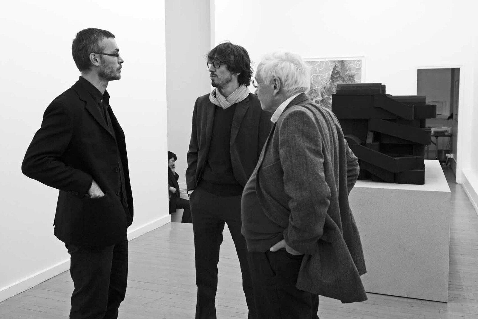 Rémy Jacquier, François Ceysson, Bernard Ceysson