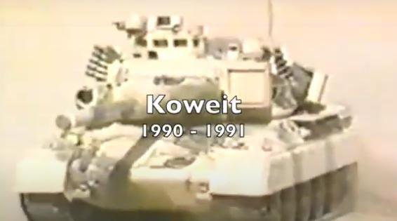 Guerre du Golfe, opération Daguet, suite n°2