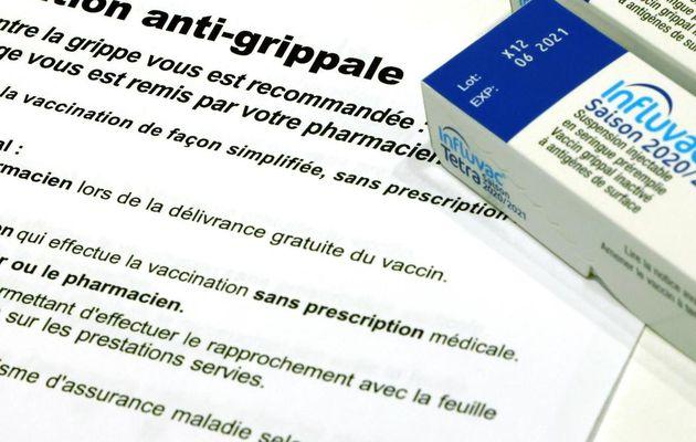 Vaccinations publiques gratuites contre la grippe