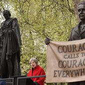 U.K.'s Parliament Square Gets a Female Statue. It Only Took 200 Years.