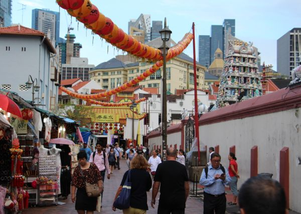 Toujours Chinatown