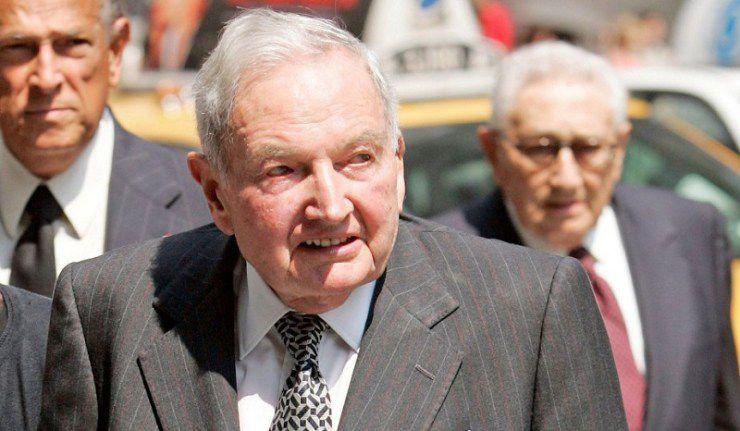 La famille Rockefeller ou l'histoire profonde du capitalisme