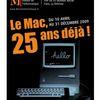 2009 : le MAC a 25 ans !