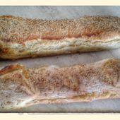 Baguette magique (sans se salir les mains) - La cuisine de poupoule