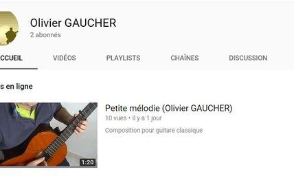 Nouvelle chaîne Youtube !