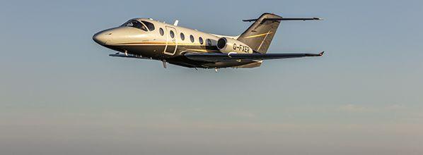 Un tarif exclusif entre Genève et Londres pour ouvrir l'aviation privée à de nouveaux utilisateurs