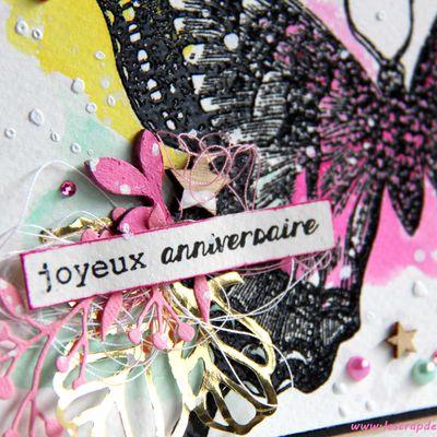 Cartes au Papillon