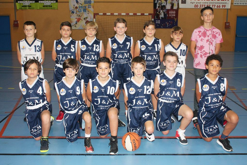 U11 HONNEUR : Diégo AGNESE - Lellio BOETTO - Batien BUCZAK - Lucas DESBOIS - Yansi GOUSSE - Pierre ISSAUTIER - Mattia LAZZARI - Thoma NASHED - Yanis PATTIER - Noa ROESCH - Dimitri STEVA - Hugo VINCENT - William VACHEY et Robert ZUTTION (entraîneurs)