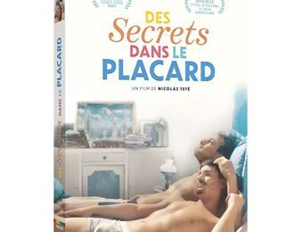Sorties DVD gay mars 2021
