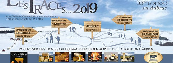 Back on the 33rd edition of Traces (Aubrac)