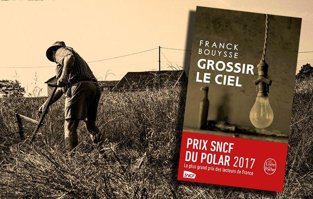 FRANCK BOUYSSE - GROSSIR LE CIEL (2014)