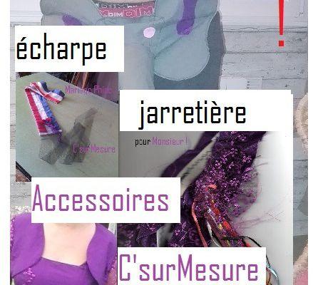 Diy : accessoires pour Mariage Phine.