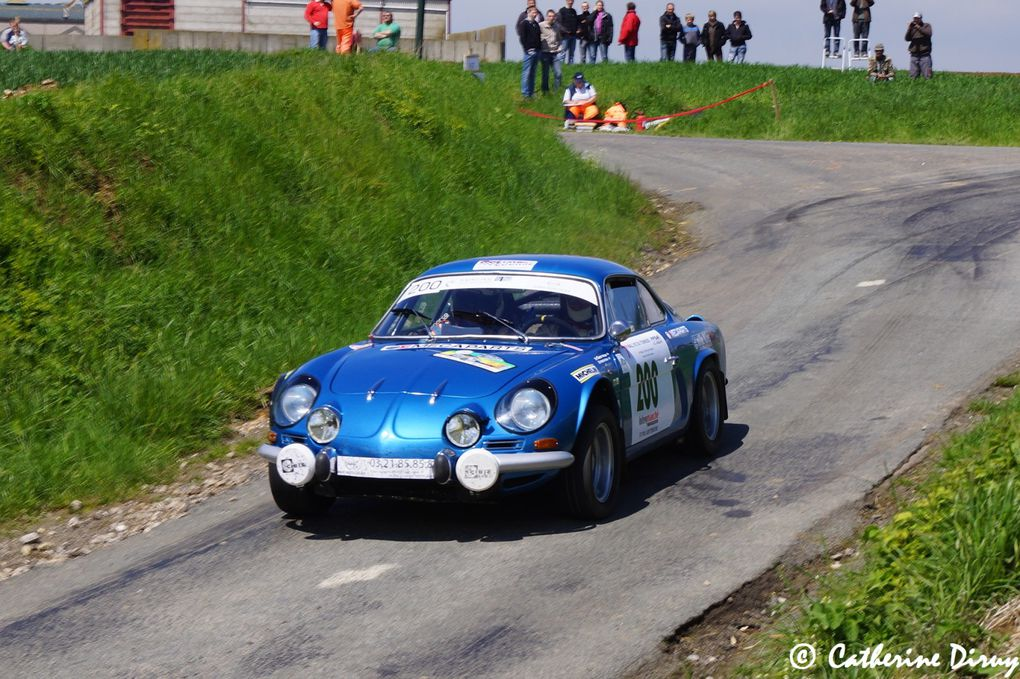 Album - 3 eme Rallye V.H.C du TERNOIS