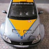 OPEL CORSA 1600S DTM 1/43 SCHUCO - car-collector.net