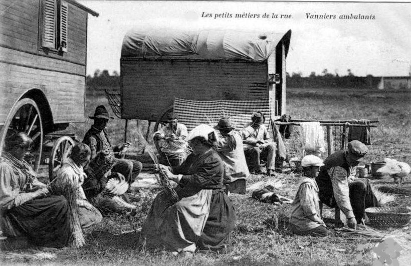 Album - photos et images insolites d'autrefois (01)