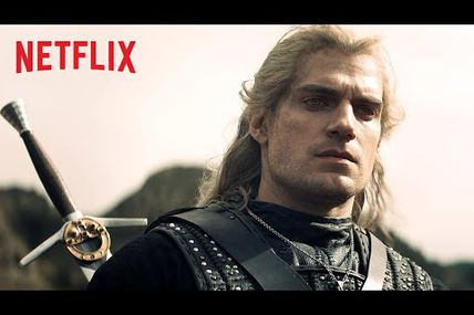 THE WITCHER, BANDE-ANNONCE IMPRESSIONNANTE !