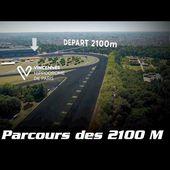 Le Parcours des 2100m de Vincennes Hippodrome de Paris