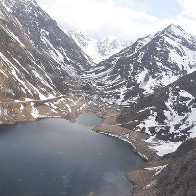 Les barrages EDF ont anticipé la fonte des neiges