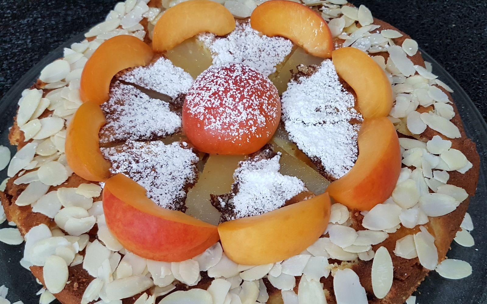 Le Namandier sans gluten poires-abricots