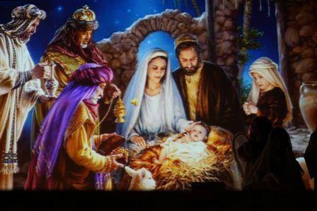 Festival de Navidad de la Parroquia