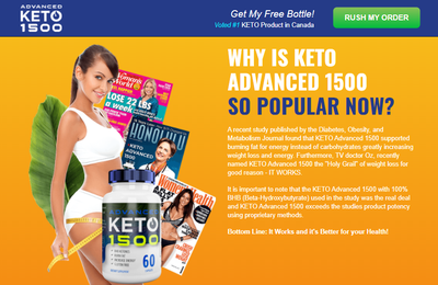 Advanced Keto 1500 Canada : Remarkable Reviews, Best Offers .